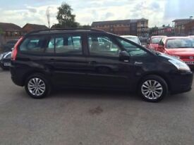 Citreon C4 Picasso Black( Family car)