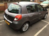 Renault Clio 1.5 dci dynamique Tomtom full service history 1 previous owner