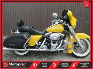 2005 Harley-Davidson FLHRSI Road King Custom 69,21$/SEMAINE