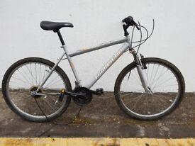 Silver Townsend Bike (Spares or Repair)