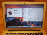 """MacBook Air 13"""", 4GB RAM, i5 1.4ghz Turbo Charge to 2.7ghz, 2014"""