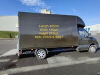 Removals for House & Waste Clearance. Man & Van Highly Recommended!