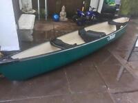 Pelican explorer dlx 3 man canoe