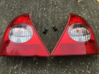 Renault Clio Rear Lights