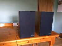50W Hi Fi speakers