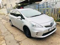 Toyota Prius + for quick Sale low mail age £10550