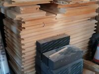 Wood fibre insulation board