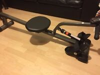 Opti Manual Rowing Machine (Nearly new) £40.00