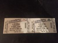 of mice & men 2 standing tickets