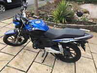 Lexmoto 125cc- Great first bike!
