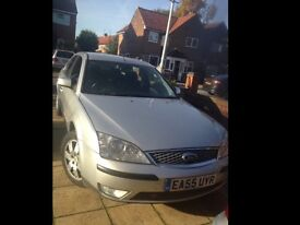 Ford mondeo 1.8 Silver £475