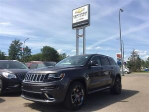 2015 Jeep Grand Cherokee SRT8 *Panoramic Roof* *Adaptive Cruise*