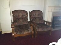 Armchairs, Sofas, Three Piece Suite
