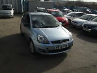 2006 56 FORD FIESTA 1.6 GHIA AUTOMATIC 35,000 MILES ONLY BARGAIN!!!!!!!!