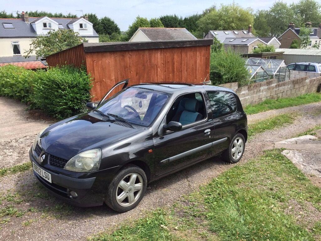 Renault Clio 2002, Low Price, Quick Sale
