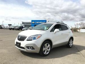 2015 Buick Encore Leather - Accident Free, Bluetooth, Leather!