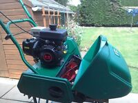 Petrol lawnmower- Qualcast Suffolk Punch