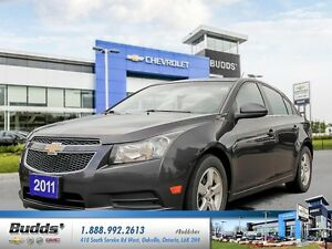 2011 Chevrolet Cruze LT Turbo SAFETY AND RECONDITIONED