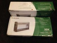 PLUS ZAP INSECT-O-CUTOR COMMERCIAL ELECTRIC INSECT CONTROL IN BOX