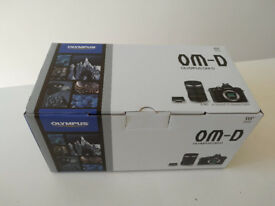 Olympus OM-D EM-5 with 12mm-50mm lens