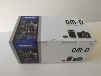 Olympus OM-D EM-5 with 12mm-50mm lens