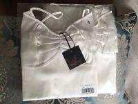 Julinanne of London silk satin camisole