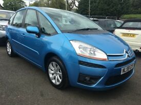 Citroen C4 Picasso 1.6 HDi VTR+ EGS 5dr - FULL SERVICE HISTORY