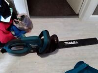 Makita hedge cutter