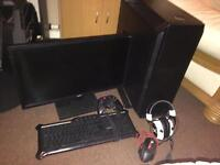 GAMING PC BUILD COST £1600