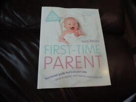 First-time parent book - Lucy Atkins