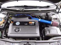 K&N Typhoon Air Filter Induction Kit VW Golf / Bora or Seat Leon