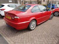 BMW 330 ci msport