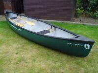 Mad River Explorer 16 TT Canoe