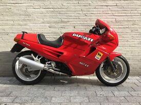 1991 Ducati 907ie