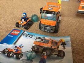 Lego City Arctic Sets For Sale