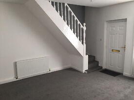 Lovely decorated 2 bedroom end terrace house in Horden. Will be ready by the 7th December.