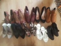 Womens size 7 shoes/boots