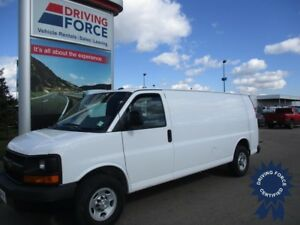 "2015 Chevrolet Express 2500 155"" WB Extended Length Commercial"