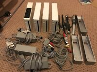 Wii Mega Bundle, x4!Wii's and 51 Games