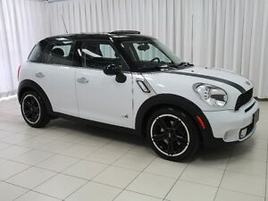 2011 MINI Cooper S COUNTRYMAN ALL4 AWD 5DR HATCH