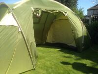 4 Man Tent and Equipment for Sale