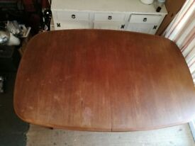 Dinning Table 1960s Gudme