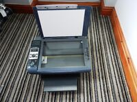 Epson DX8400 Printer - spares or repairs, little use but just stopped working