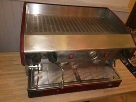 Used Wega coffee machine