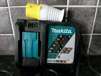 110v Makita Charger, DC18RC