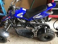 Quad bike Petrol