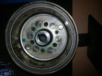 Yamaha dt 125re latest model magneto flywheel