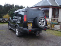 Land Rover Discovery TD5 facelift model automatic, Reliable Workhorse