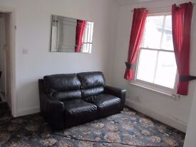 small one bed self contained flat in converted Victorian house in Wolverhampton