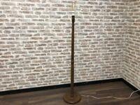Wooden Floor Standing Lamp